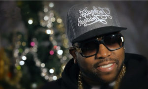 Stankanory: watch Big Boi reading How The Grinch Stole Christmas!
