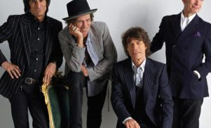 Rolling Stones tease Coachella appearance