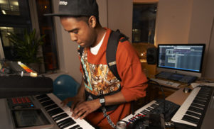 Lunice premieres unreleased track 'Liaison' in riotous BBC Radio 1Xtra mix