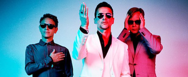 Stream Depeche Mode's new single, the sullen 'Heaven'
