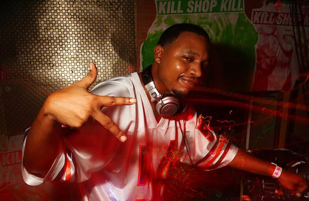 DJ Rashad announces Hyperdub EP, European tour