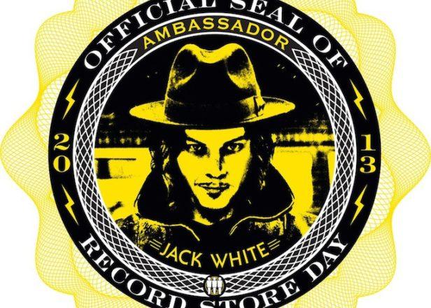 Jack White named Record Store Day Ambassador