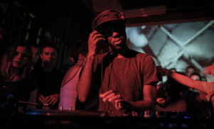 Grubby 10″ dubplates and way too many reloads: stream T. Williams' blinding Boiler Room set as Dread D
