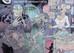 Welcome To Mikrosector-50