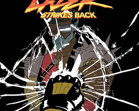 Download Major Lazer's free Lazer Strikes Back Vol. 3 EP