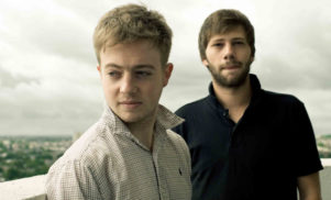 Listen to Mount Kimbie's 'You Took Your Time', featuring a rapping King Krule