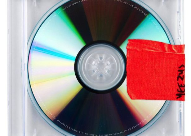 Possible art for Kanye West's Yeezus leaks