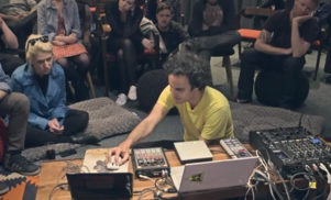 Recent highlights from RBMA New York, including lectures from Bok Bok and Herb Powers Jr, Four Tet breaking down his live set-up, Dope Jams and more