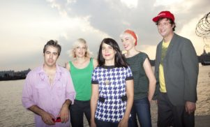 Kathleen Hanna's The Julie Ruin announces debut album, shares crunchy 'Oh Come On'