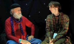 Watch Deerhunter's Bradford Cox interview minimal pioneer Terry Riley