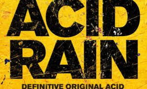 Terry Farley to survey history of acid and deep house on 5xCD Acid Rain compilation