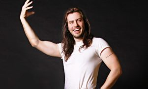 Andrew W.K. will attempt to set drumming world record