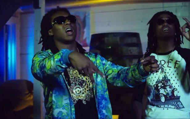 Watch the video for Migos' 'Chirpin'