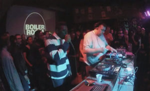 Watch London legends Riko and Slimzee's OG grime session for Boiler Room