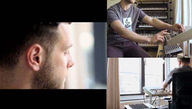 Mumdance – In The Studio