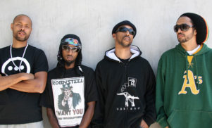 Souls Of Mischief announce new album with Adrian Younge