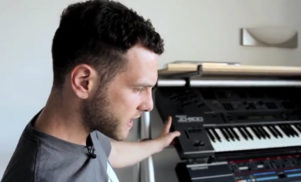 Mumdance rolls out a 909 and sampler live set, and takes FACT TV on a tour of his studio