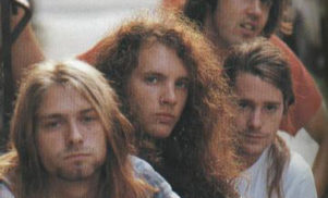 Nirvana's 1989 Sub Pop recording contract revealed