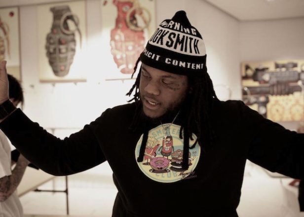 DC rapper Fat Trel releases long-delayed SDMG mixtape, feat. beats by Young Chop, Lee Bannon, Harry Fraud and more