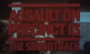 Death Waltz to reissue John Carpenter's Assault On Precinct 13 score
