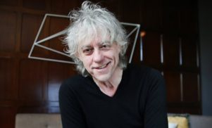 Bob Geldof set to travel into space with Armin van Buuren and a Victoria's Secret model