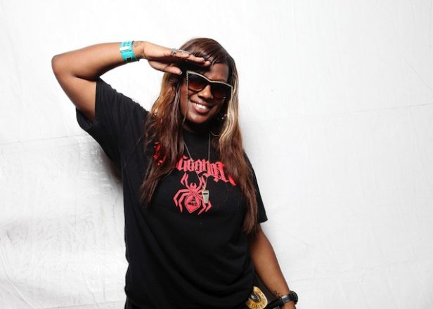 Gangsta Boo and Sinjin Hawke team up for 'Yea Hoe'