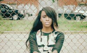 """""""I'm insanely passionate about certain things"""": Angel Haze on how Plath, Palahniuk and strippers influenced her debut album"""