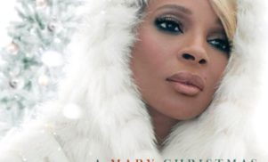 Mary J. Blige wishes fans A Mary Christmas with album of seasonal songs