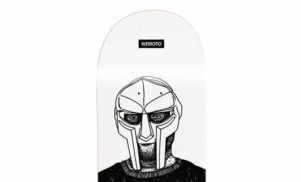 Behold: the DOOM and Kool Keith skateboards