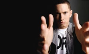 Eminem goes for broke on new track 'Rap God'
