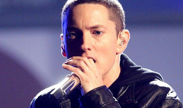Eminem Engaged 2013