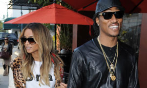 Future and Ciara announce engagement