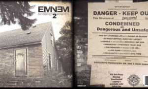 Eminem makes Public Service Announcement following early leaks of Marshall Mathers LP 2