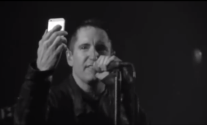 Trent Reznor FaceTimes terminally ill photojournalist during Nine Inch Nails concert
