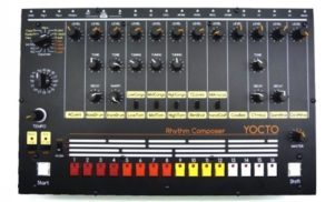 Build your own Roland TR-808 drum machine