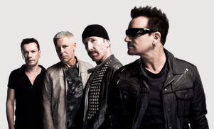 U2 set a date for Danger Mouse-produced new album
