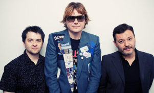 "Manic Street Preachers to preview ""krautrock influenced"" new album Futurology on 2014 tour"