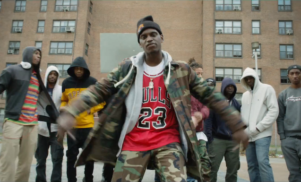 Watch the A$AP Mob and Method Man take it back to the 90s in 'Trillmatic' video