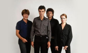 Stream an unreleased Talking Heads song from 1976, 'Theme'