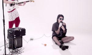 Sky Ferreira and Ariel Pink join forces on 'My Molly'