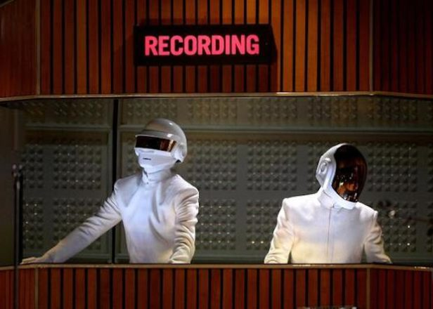 The Grammys: Daft Punk, Pharrell, Nile Rodgers, and Stevie Wonder play greatest hits medley