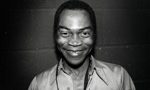 Large portion of Fela Kuti back catalogue now available on Bandcamp