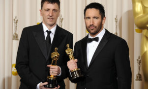 Trent Reznor and Atticus Ross to score David Fincher's Gone Girl; new NIN remix EP released