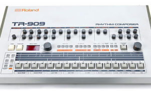 Roland are also reviving the TR-909 drum machine – and the 303 could be next