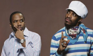 OutKast are working on a new album, according to ex-manager Queen Latifah