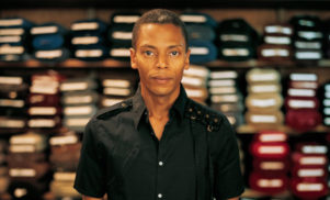"Jeff Mills scores and stars in ""non-narrative"" film Man From Tomorrow"