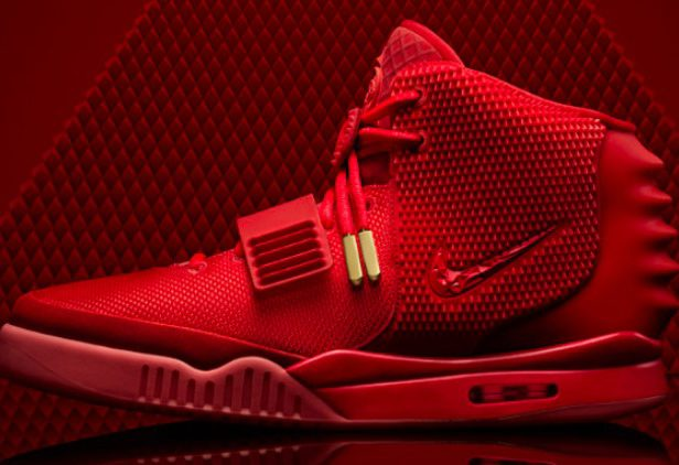 Kanye West's Nike Air Yeezy 2 sneakers are going for £10 million on eBay