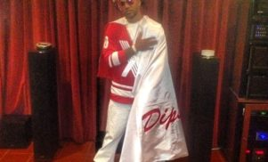 "Cam'ron to launch his own line of capes: ""Hate now, cape later"""