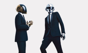 Recreate Daft Punk's 'Harder, Better, Faster, Stronger' with your keyboard