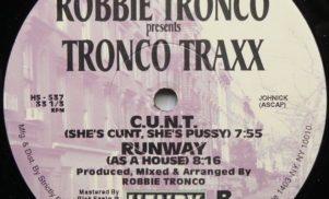 Forgotten Classics: Tronco Traxx's 'Runway (As A House)'
